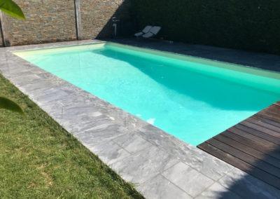 Rénovation piscine Genève