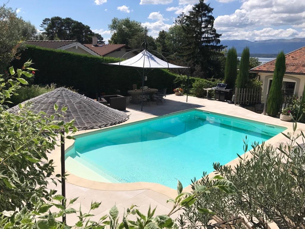 Hivernage piscine Genève