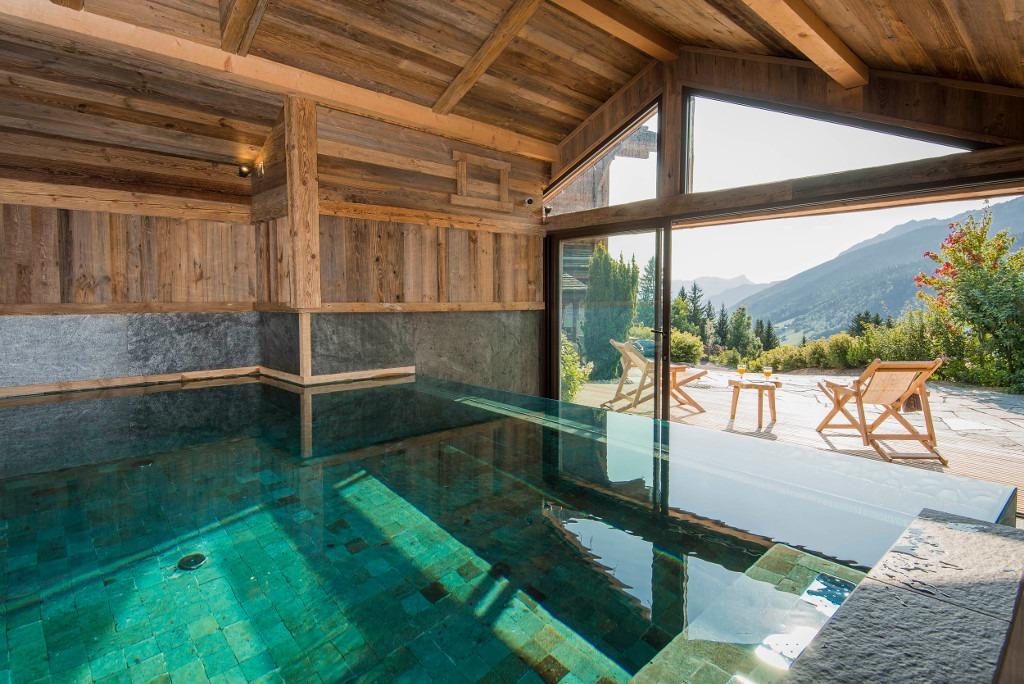 Construction piscine Genève