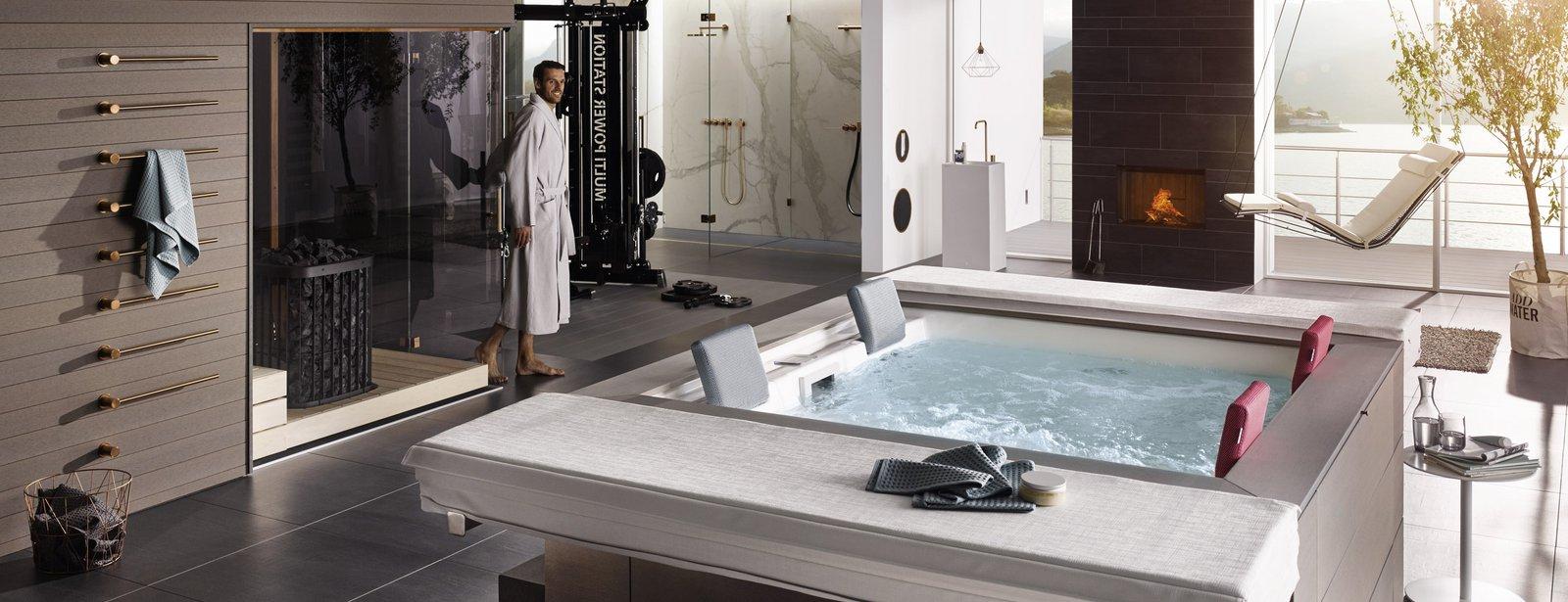 Construction spa et Jacuzzi à Genève-1