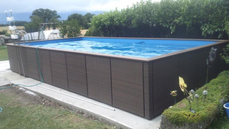 piscine hors sol type laghetto technipiscine pisciniste. Black Bedroom Furniture Sets. Home Design Ideas