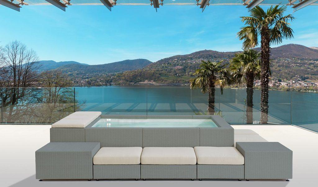 Piscine hors-sol Genève Laghetto Playa-10