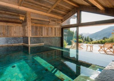 Rénovation piscine intérieure