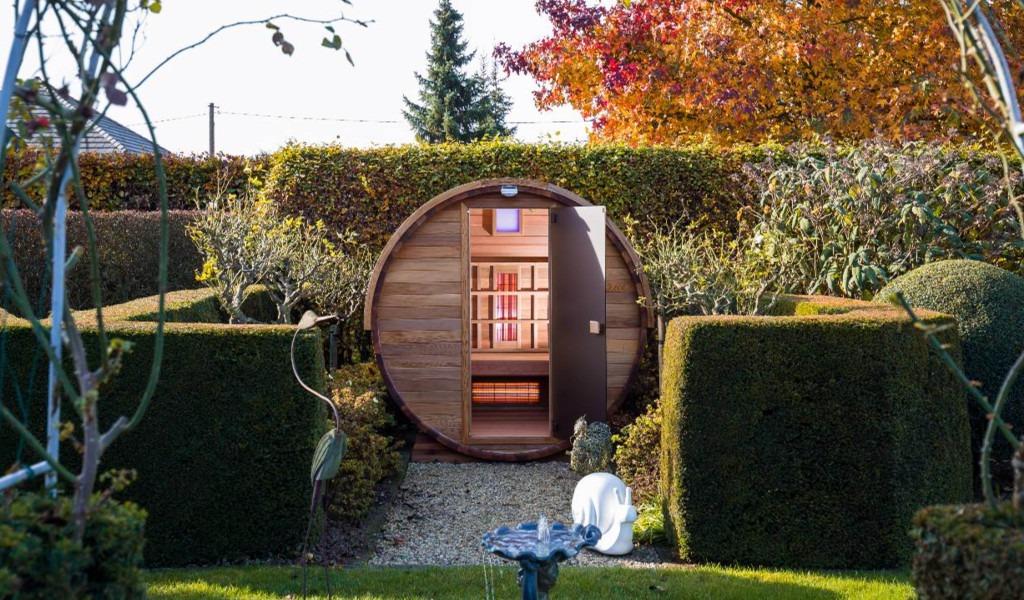 Sauna tonneau Genève