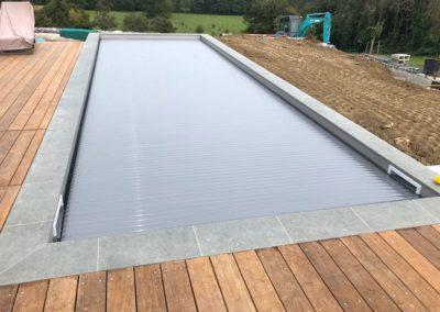 Volet solaire piscine Genève