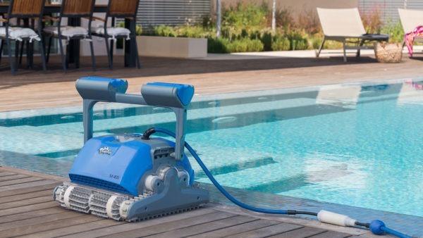 Robot Piscine Dolphin M4